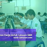 Contoh Surat Lamaran Kerja Untuk Lulusan SMK