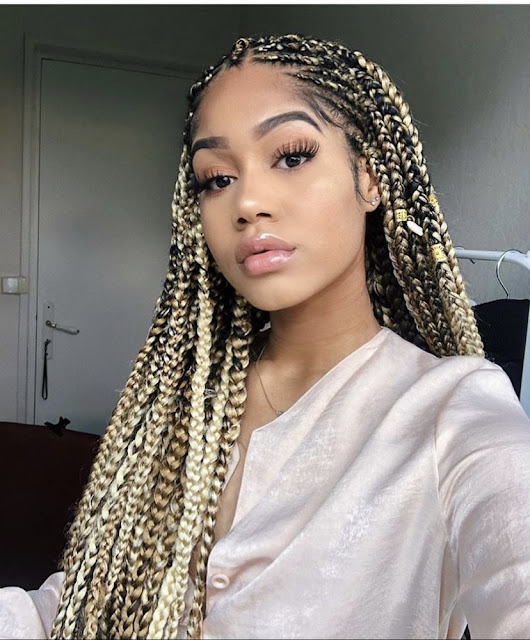 2020 Beautiful Chic Box Braids to Rock