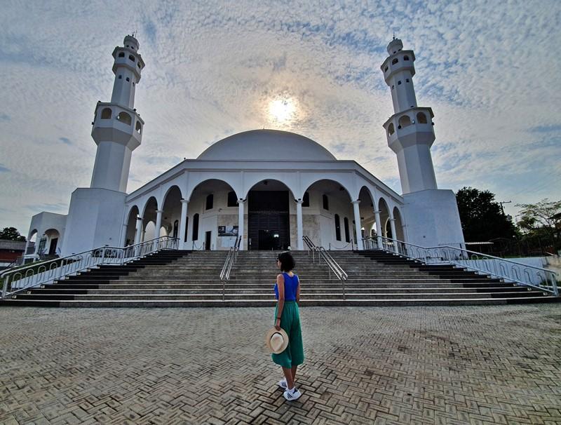 Mesquita Árabe Foz do Iguaçu