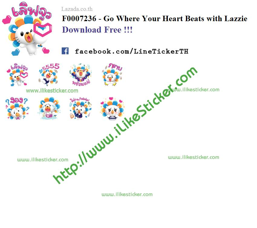 Go Where Your Heart Beats with Lazzie