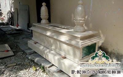 Makam Marmer Islam, Kijing Makam Marmer Kaligrafi, Model Makam Marmer Islam