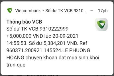 Trùn Quế về Đăk Nông: cảm ơn anh Hoàng cọc mua 2 tấn sinh khối