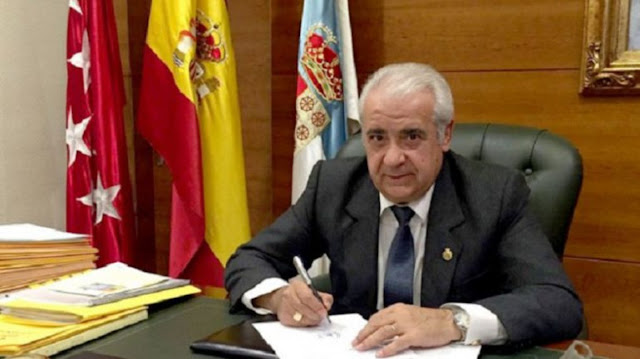 el alcalde de Ciudadanos detenido sufre un infarto en el Ayuntamiento