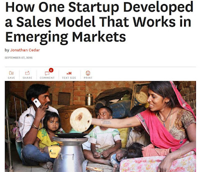 https://hbr.org/2016/09/how-one-startup-developed-a-sales-model-that-works-in-emerging-markets