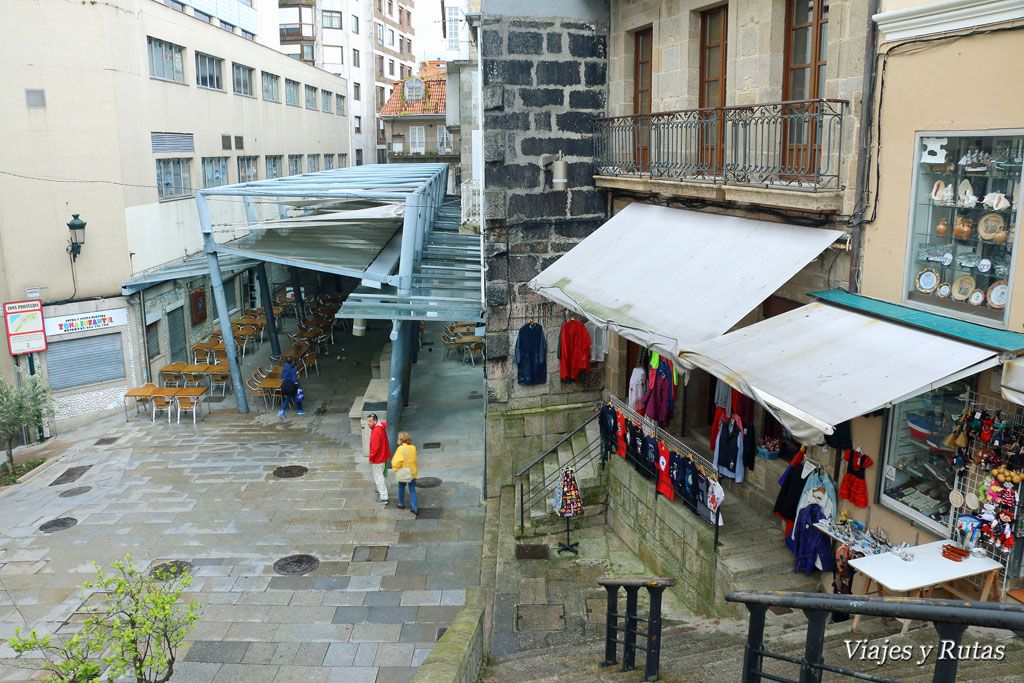 Mercado de la Piedra de Vigo