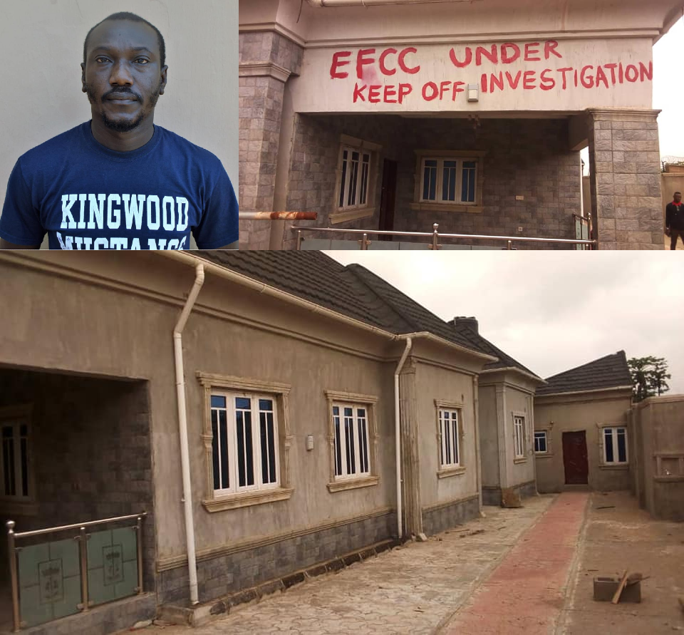 Economic Financial Crimes Commission Efcc Ibadan Office Olumide