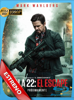 Milla 22: El Escape (2018) HD [1080p] Latino [GoogleDrive] SilvestreHD