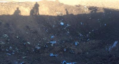 В Винницкой области во время учений разбился истребитель Су-27УБ