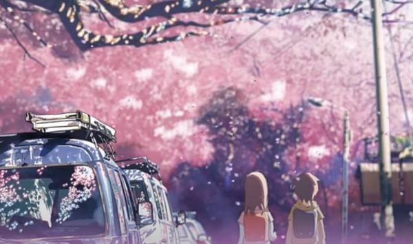 TOP 5 mejores películas anime tristes