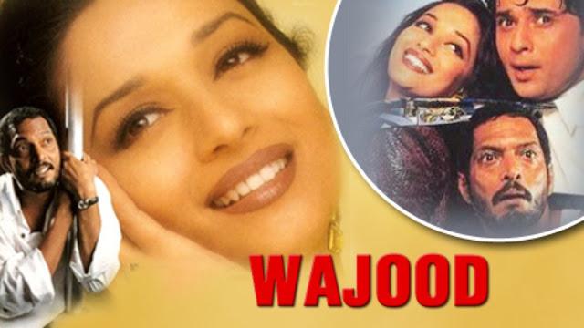Wajood (1998) Hindi Movie Ft. Madhuri Dixit and Ramya Krishnan HDRip