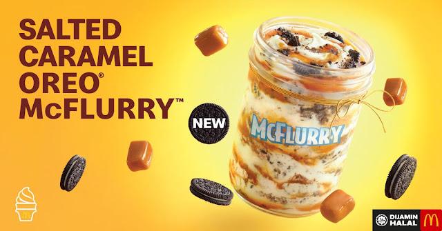 McDonald's Malaysia Mekdi Dessert Penang Blogger Influencer