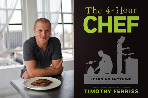 Livro: The 4-Hour Chef