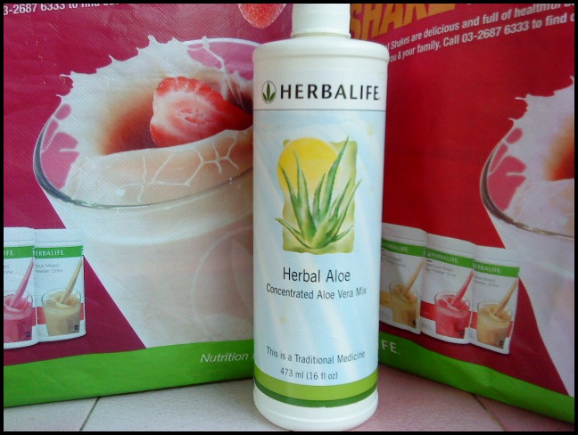 Fungsi Aloe Vera Herbalife