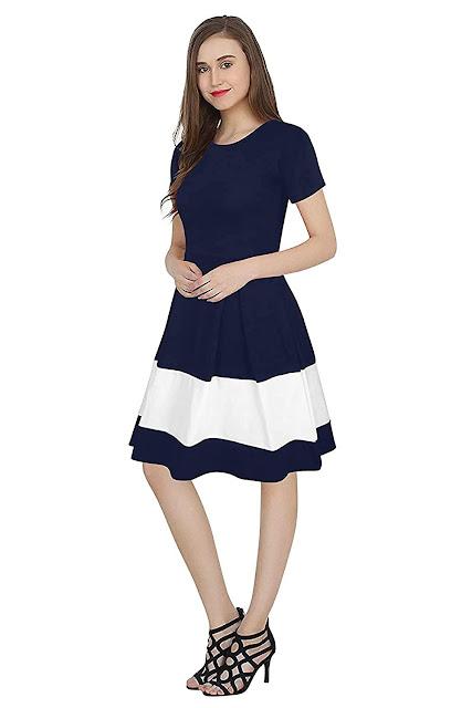 Women's Knee Length Dress