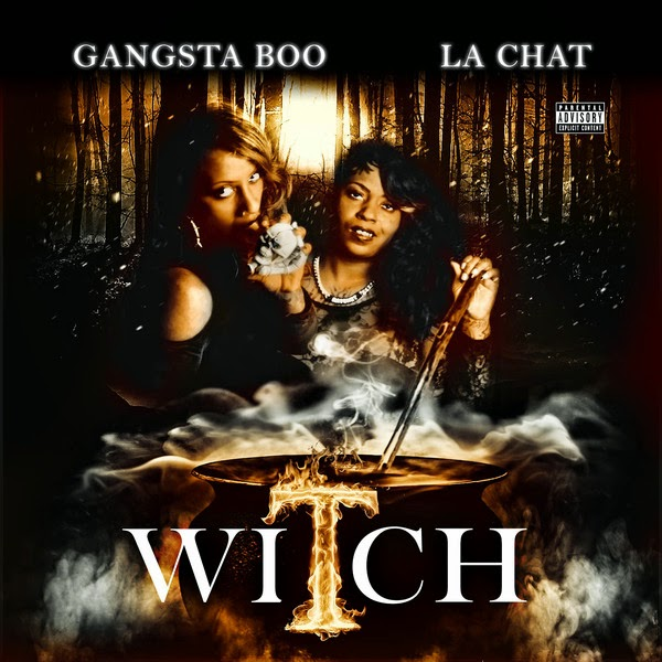 Gangsta Boo & La Chat - Witch Cover