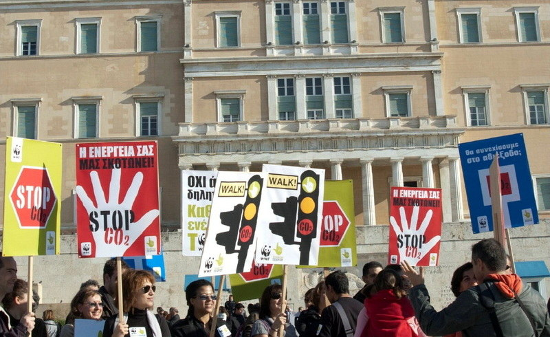 Στα χέρια των πολιτών η πρώτη πρόταση κλιματικού νόμου στην Ελλάδα