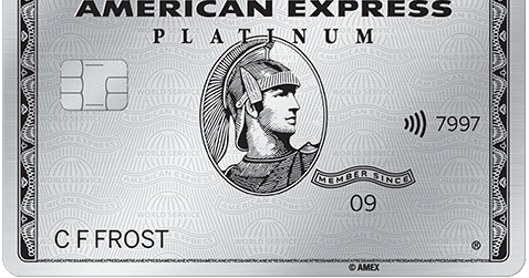 Rewards Canada: The Platinum Card from American Express gets