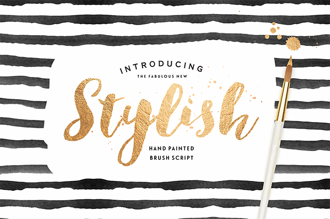 Stylish Brush with Bonus - Nicky Laatz