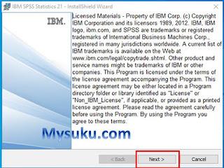 Cara Install Software IBM SPSS Versi 21