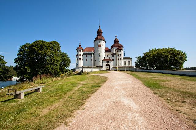 Lacko slott-Lidkoping