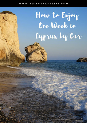 How to enjoy a one week in Cyprus road trip