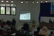 Demi Peduli SDM mahasiswa; FMIPA Uncen  Telah Bekali LDK-1.