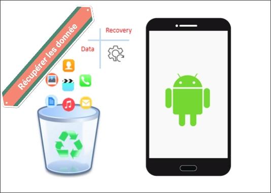 Récupérer les données après une réinitialisation d'usine des smartphones