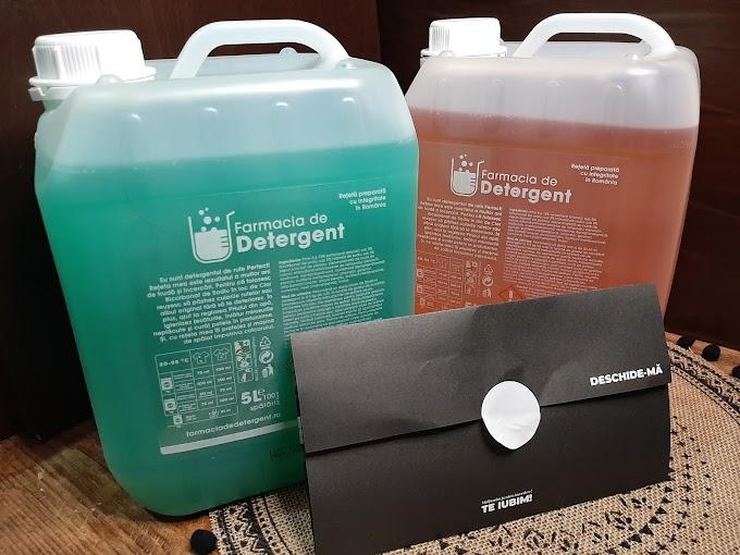"Cutiuța ""Mixtă"" de la Farmacia de Detergent"