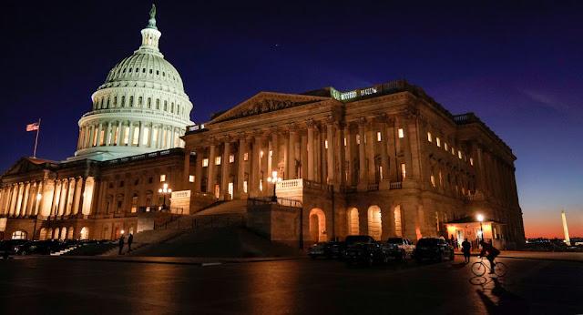 """مجلس الشيوخ الأمريكي يصادق على تخصيص أكثر من 8 مليارات دولار لمواجهة """"كورونا"""""""