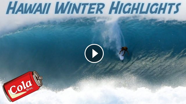 COLA BROS Hawaii Winter Highlights