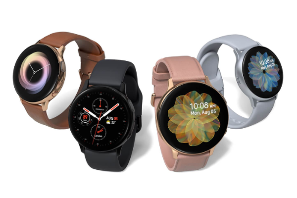 SAMSUNG Galaxy Watch Active 2 with ECG, Tizen OS, Rotating touch bezel and LTE goes official