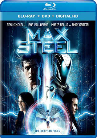 Max Steel 2016 BRRip 300MB Hindi Dual Audio 480p ESub Watch online Full Movie Download bolly4u