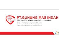 Lowongan Sales Supervisor di PT. Gunung Mas Indah - Semarang (Gaji dan Komisi Menarik)