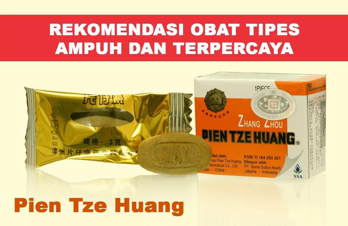 Cegah Dampak Serius Penyakit Tipes dengan Pien Tze Huang