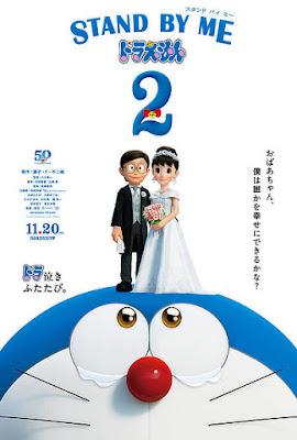 Stand by Me Doraemon 2 (2020) Dual Audio World4ufree1