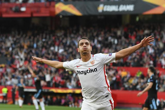 Crónica Sevilla FC 2 - Lazio 0
