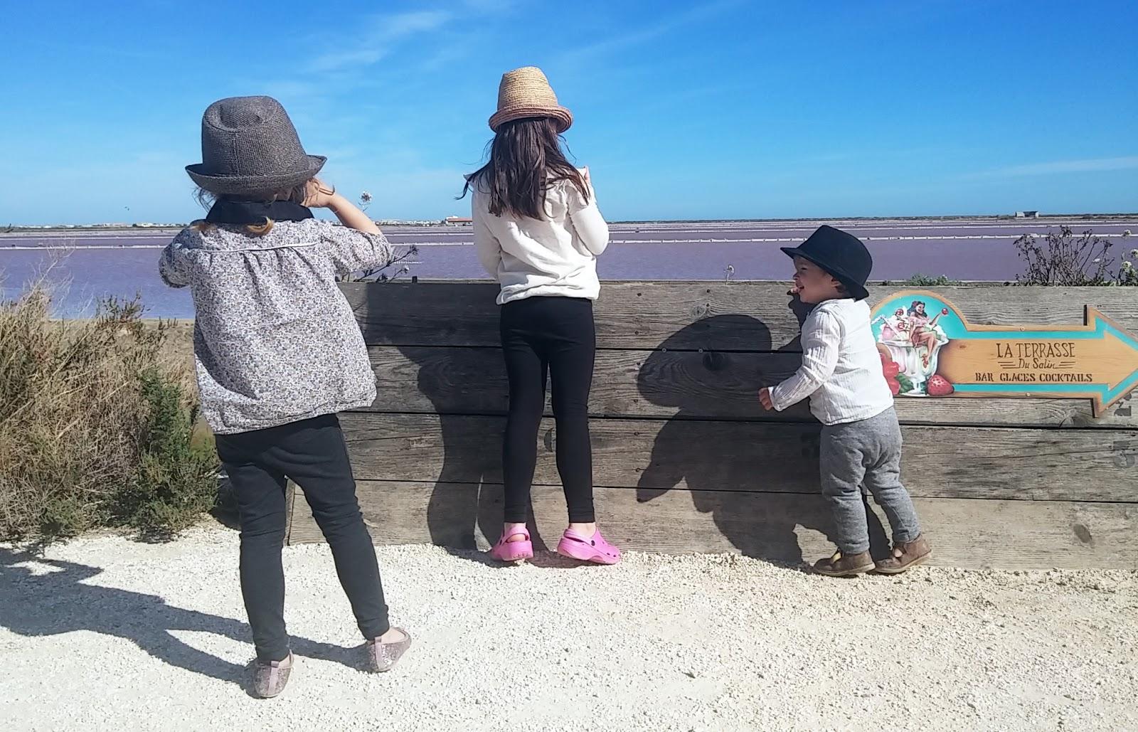 Sortie en famille les salins de gruissan for Sortie en famille dans les yvelines