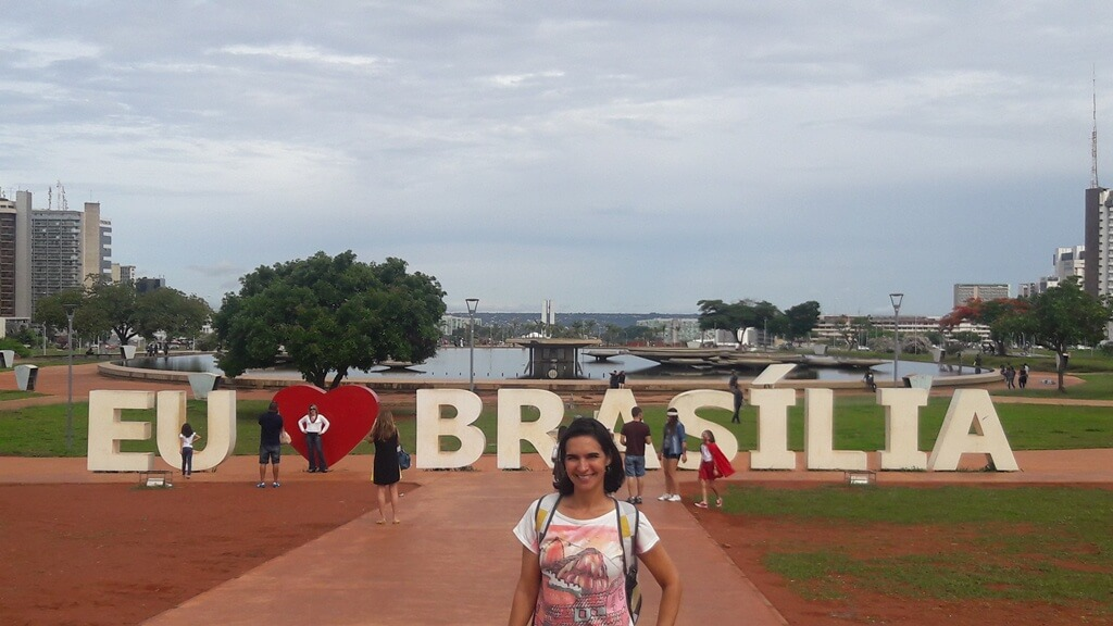 Corrida da Asics em Brasília