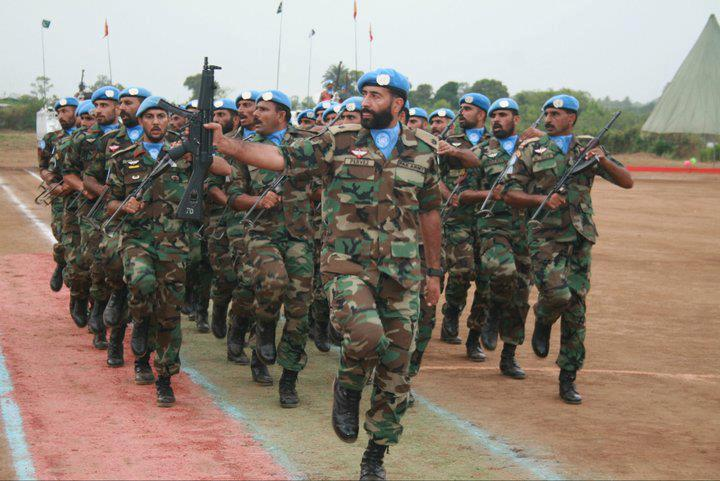 Ssg Commandos Wallpaper: Pak Army Special Force On UN Mission !!
