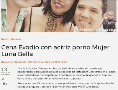 El linchamiento en redes sociales contra Evodio Acapulco