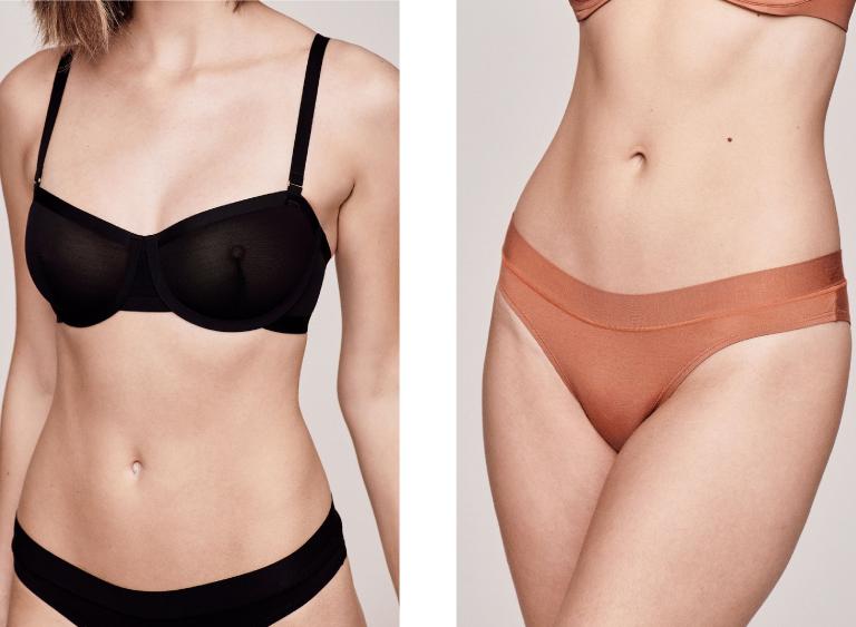 Minimal Bras for all sizes