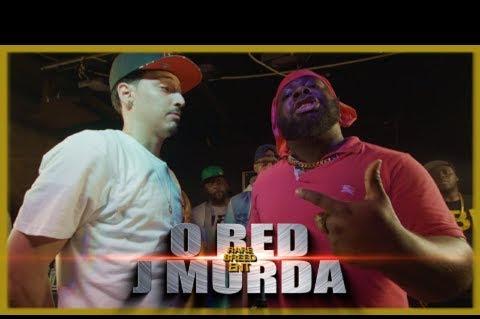 RBE Present: O-Red VS J Murda