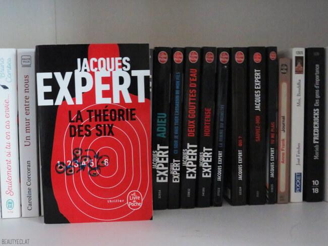 avis lecture la theorie des six jacques expert