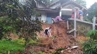 Hindari Longsor, Masyarakat Dihimbau Tidak Bangun Rumah di Bawah Tebing