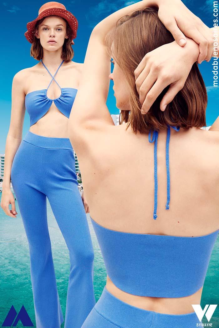 tops verano 2022 ropa de mujer
