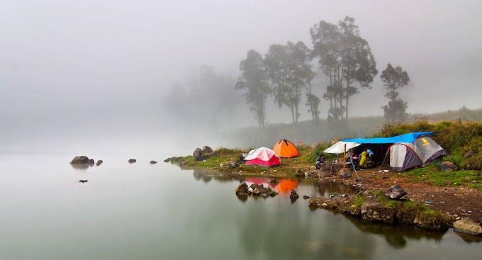 Lake Segara Anak Mount Rinjani