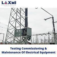 Urgent Requirement Diploma and B-tech For Testing and Commissioning Engineers in M/s Laxmi Associates For All India Locations