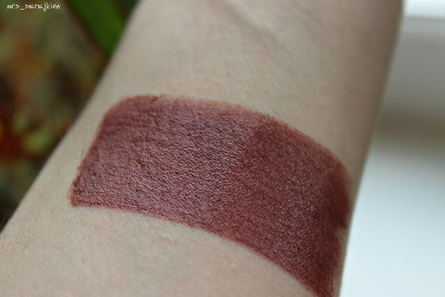 Шоколадная роза/Chocolate Rose - Avon Ultra Color Indulgence Lip Color