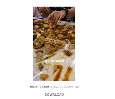 cara menyimpan instagram stories video orang lain tanpa aplikasi