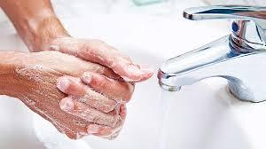 Rửa tay - biết rồi nhưng vẫn phải nhắc, nhất là các anh và các con